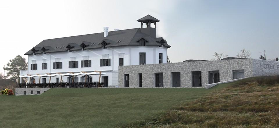 Hotel Kolostor