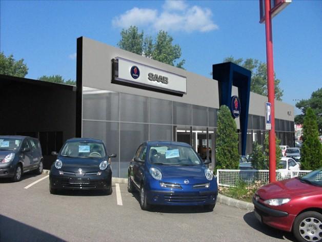 Chevrolet Gyulai autószalon