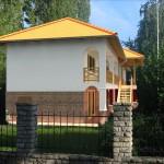 Apartmanház, Agárd (2007)