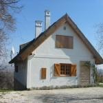 Hétvégi ház Lesencetomajon
